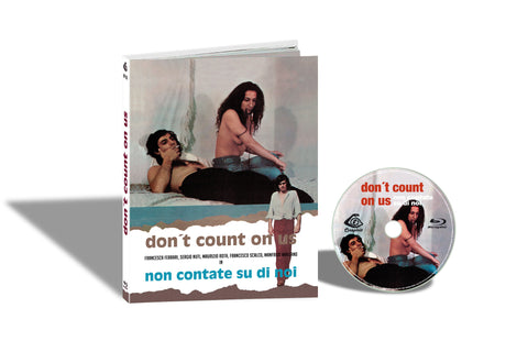 NON CONTATE SU DI NOI - DONT COUNT ON US - Sergio Nuti Italy 1978 Cover A