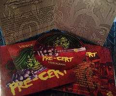"VIDEOGRAM ""Pre-Cert"" CD [LP Style Wallet] (Cine 14) - Cineploit Records & Discs  - 2"