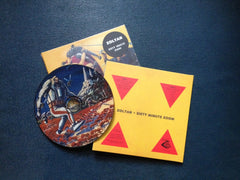 "ZOLTAN ""Sixty Minute Zoom"" CD [LP Style Wallet] (Cine 11) - Cineploit Records & Discs  - 1"
