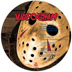 "VIDEOGRAM ""Camp Blood"" 10"" Picture Disc (Exploit 08) - Cineploit Records & Discs  - 2"