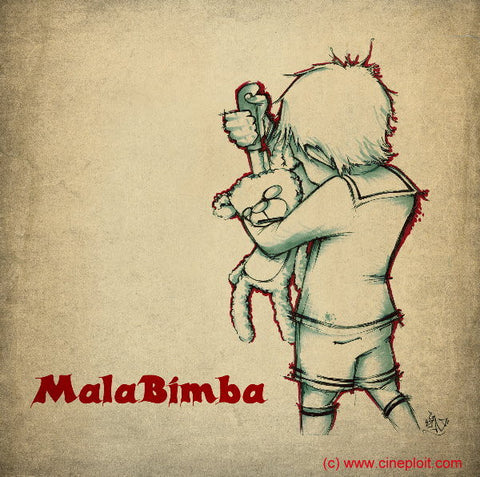 "MALABIMBA ""MalaBimba"" LP/CD Set (Cine 02)"
