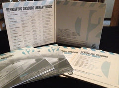 "ORGASMO SONORE ""Revisiting Obscure Library Music"" CD [LP Style Wallet] (Cine 12) - Cineploit Records & Discs  - 2"