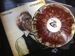 "THELEMA ""Ephemerol - Tribute to Scanners"" MLP (Exploit 03) - Cineploit Records & Discs  - 3"