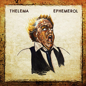 "THELEMA ""Ephemerol - Tribute to Scanners"" MLP (Exploit 03) - Cineploit Records & Discs  - 1"