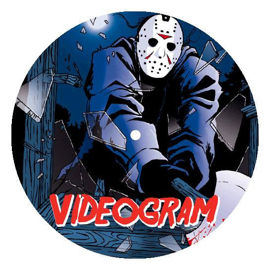 "VIDEOGRAM ""Camp Blood"" 10"" Picture Disc (Exploit 08) - Cineploit Records & Discs  - 1"
