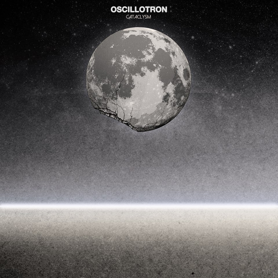 "OSCILLOTRON - ""Cataclysm"" (Cine 16) LP/CD Version [coloured Vinyl Version] - Cineploit Records & Discs"