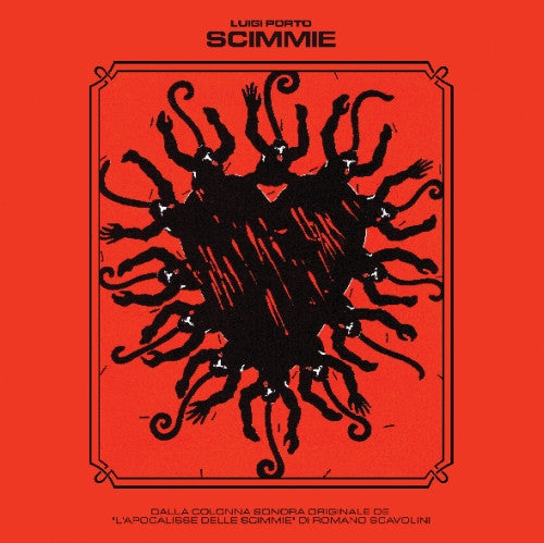 "LUIGI PORTO ""Scimmie"" LP (Cine 10) - Cineploit Records & Discs"