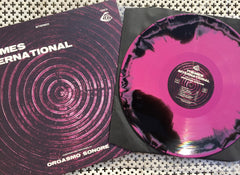 "ORGASMO SONORE ""Themes International"" (Cine 15) LP/CD [coloured Vinyl Version]"