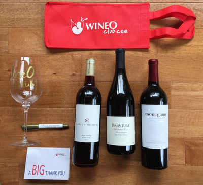 WineO Club Gift (1 Year)