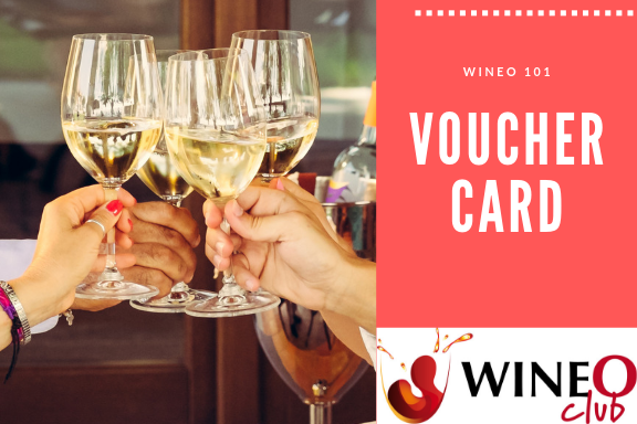 WineO 101 Voucher Card