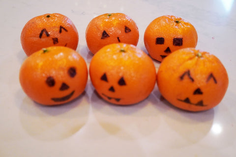 30 Second Halloween Snack Hacks
