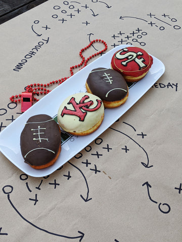 Super easy DIYs for the big game
