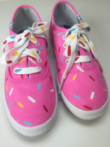 DIY Ice Cream Shoes- Ice Cream Castles Kids