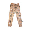 Monster Truck Joggers in Hazelnut - Ice Cream Castles