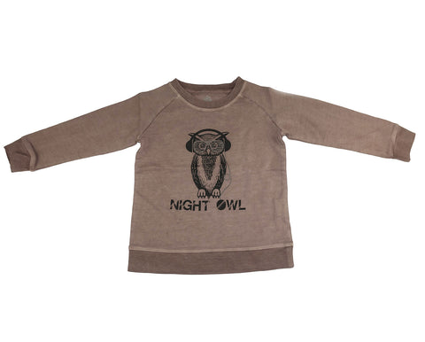Dj Night Owl Sweatshirt