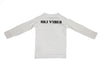 Ski Vibes Sweatshirt- White - Ice Cream Castles Kids