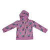 Unicorn Papillon Zip Hoodie- Ice Cream Castles