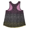 Tie Dye Alligator Print Racerback Tank in Lilac - Ice Cream Castles
