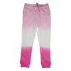 Tie Dye Jogger in Hot Pink - Ice Cream Castles Kids