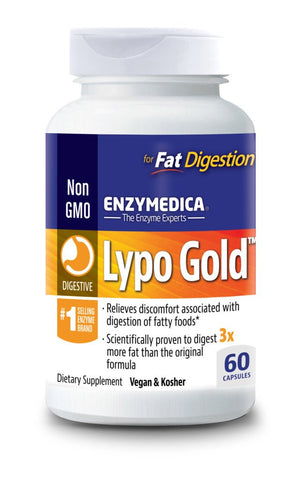 Lypo Gold™ - Enzymedica UK  - 1