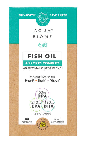 Aqua Biome Fish Oil Sports Complex