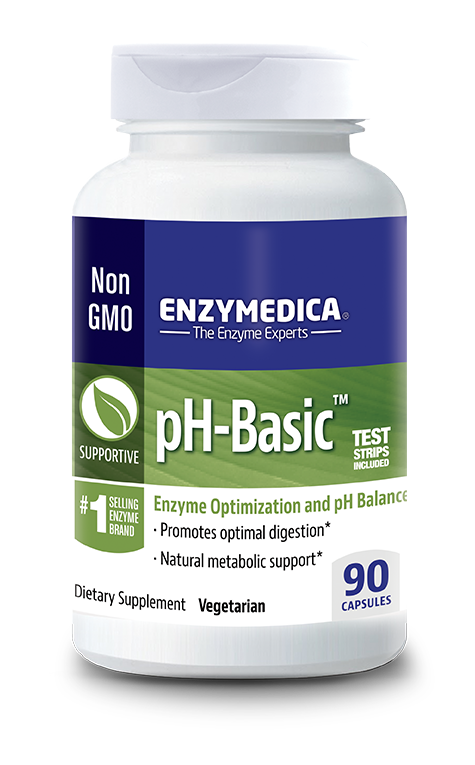 pH-Basic™ - Enzymedica UK  - 1