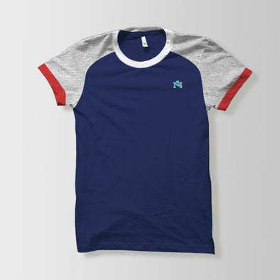 Plenty of Colors Navy Tee