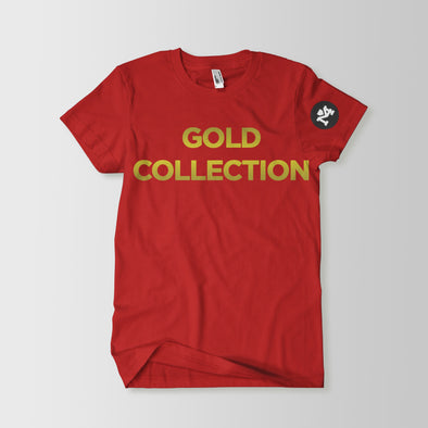 Gold Collection Red Tee