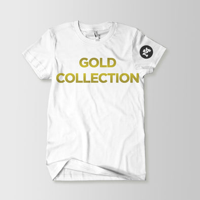 Gold Collection White Tee