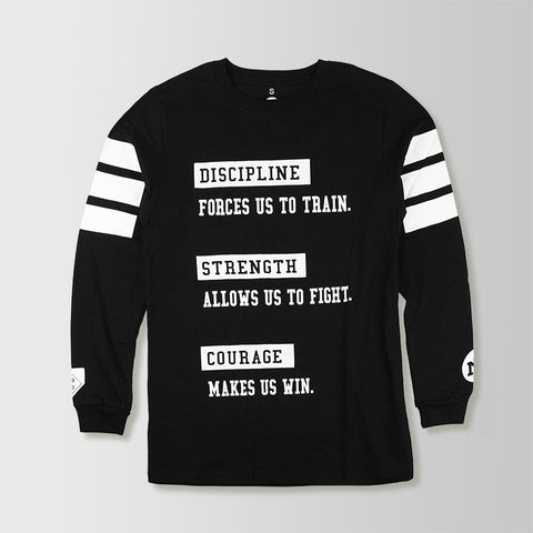Discipline Sweater