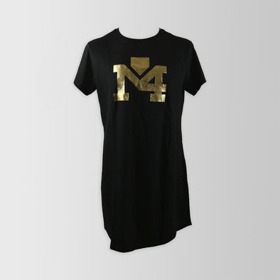 M4 GOLD Logo Women's Tunic