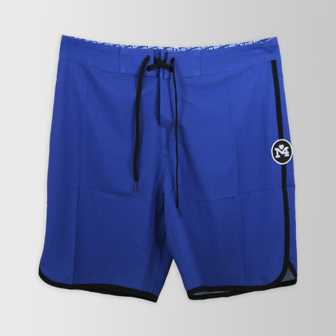 M4 Swim Blue Trunk