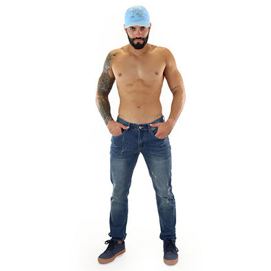 Blue Slim Fit Jean 1024