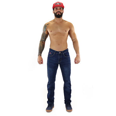 Dark Blue Slim Fit Jean 1020