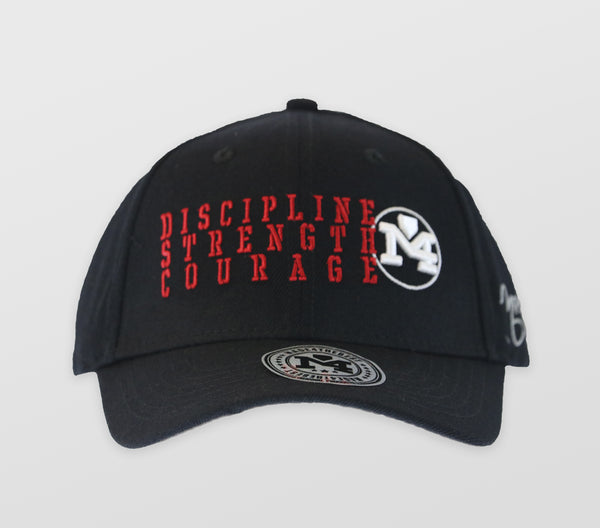 Discipline, Strength, Courage Cap 1367