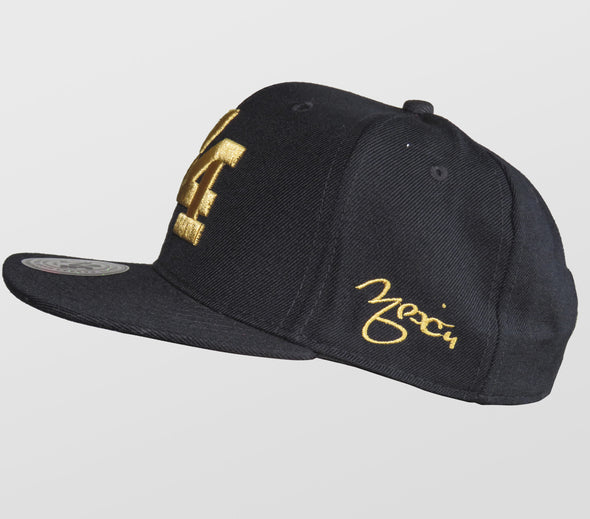 Black and Gold Yadi Signature Collection Cap 1032