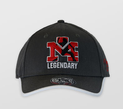 Legendary Catcher + M4 Logo Cap 1366
