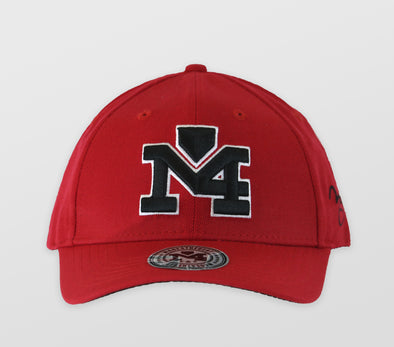 Red/ Black  M4 Logo Cap 1361