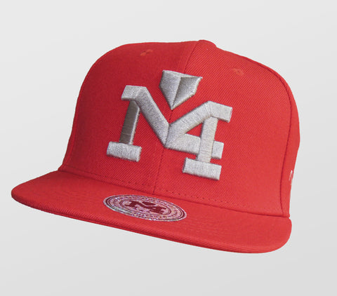 Red & Gray Legendary Yadi Signature Collection Cap 1030