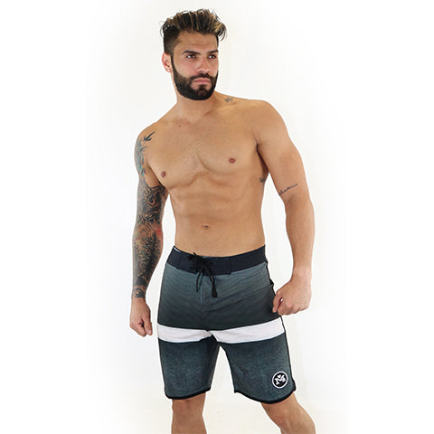 M4 Swim black trunk 1070