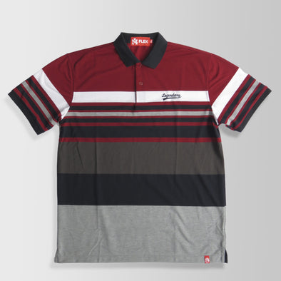 Legendary Stripes Polo Shirt