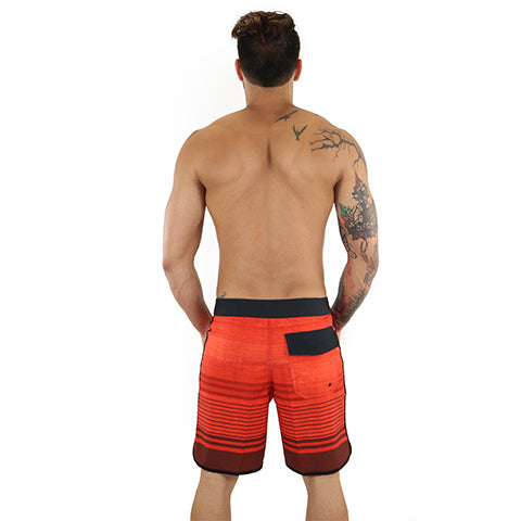 M4 Swim red trunk 1125