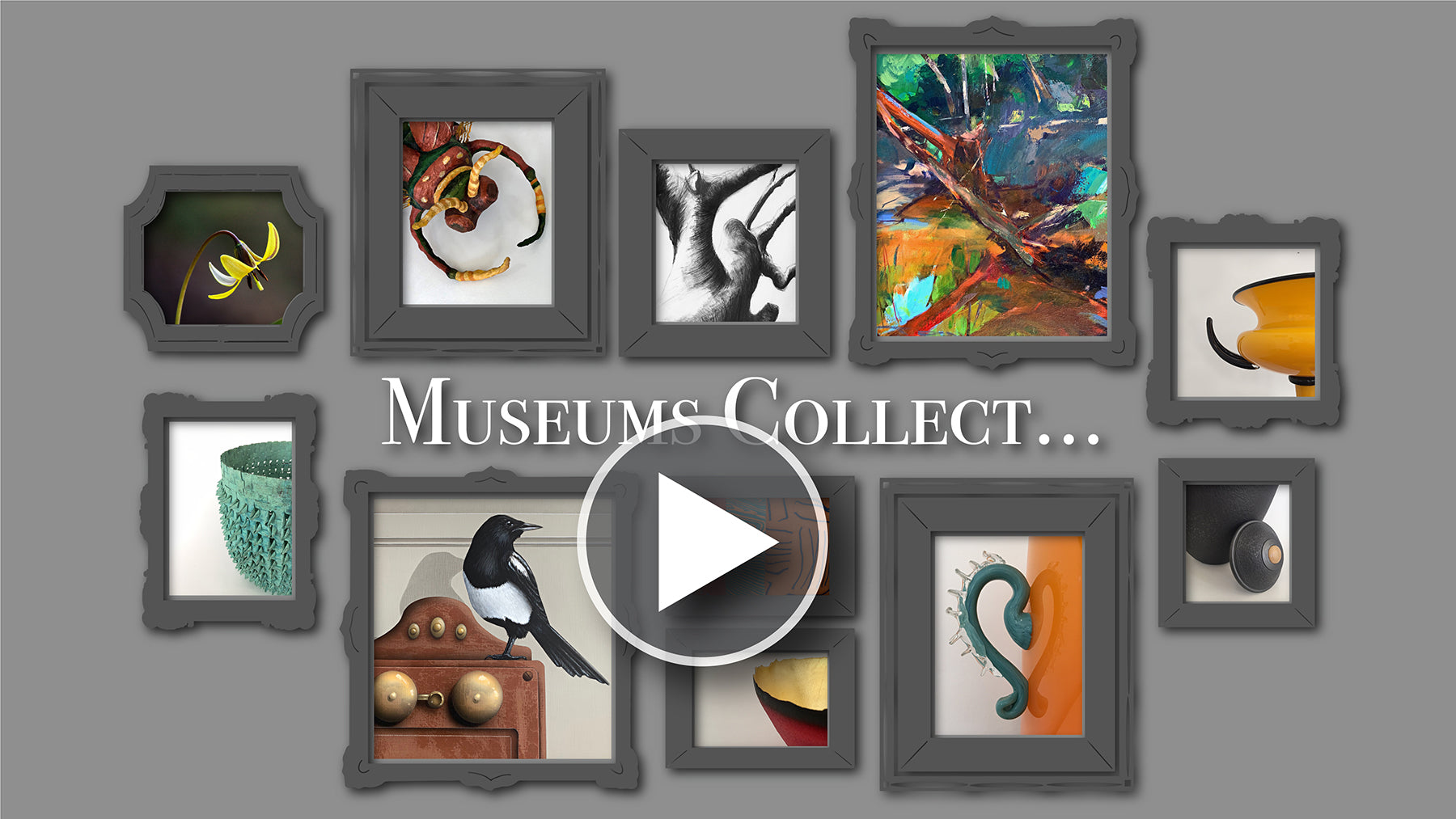 Museums Collect- Online Exhibition