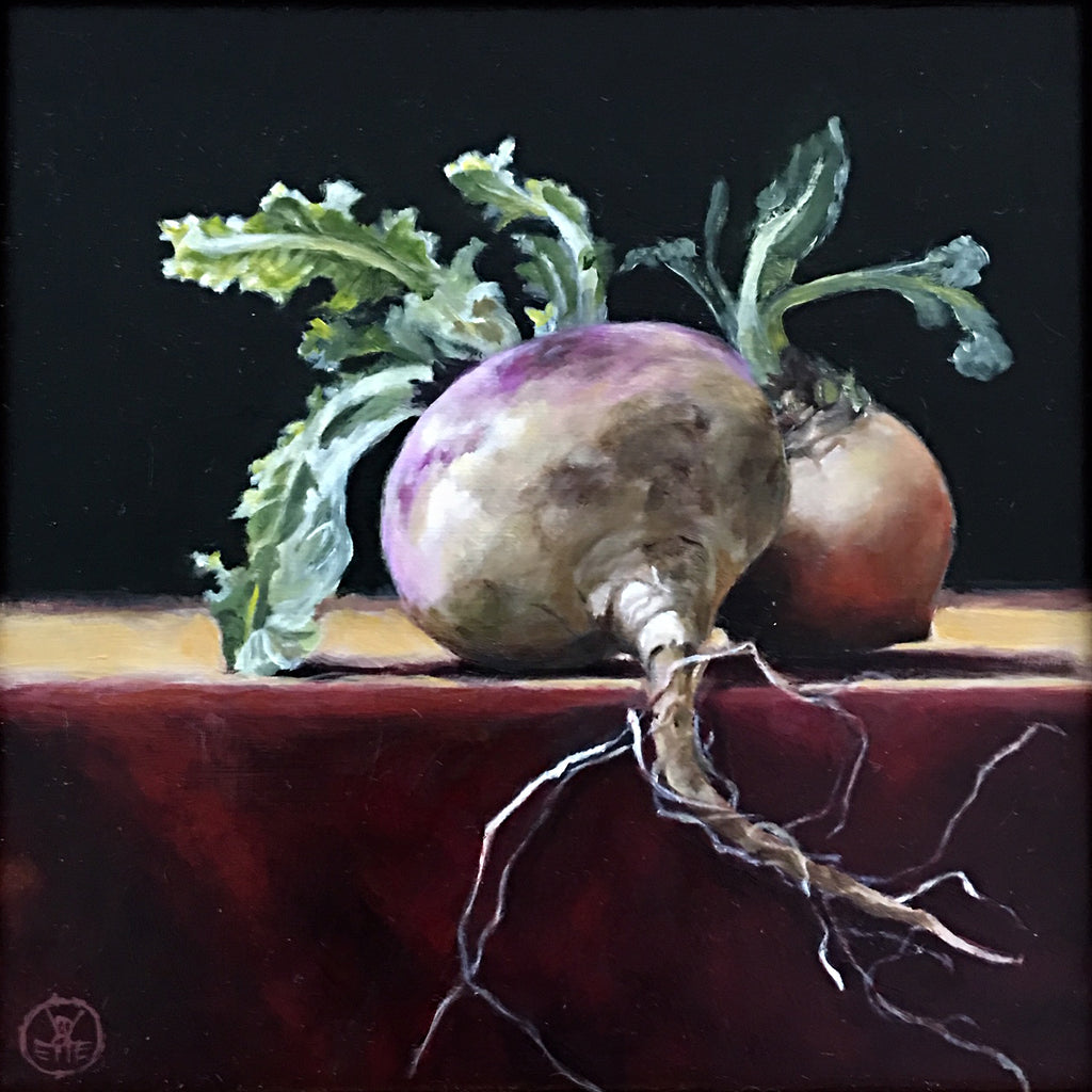 Turnip and Orange Beet