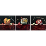 Sperryville Harvest and Pomegranate Triptych