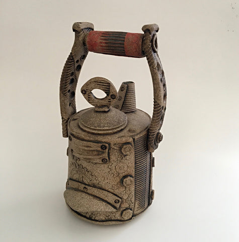 Blaylock's Tin Can Teapot