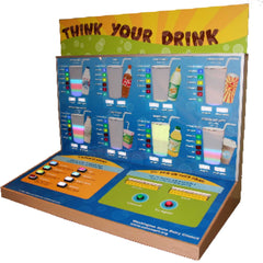 Think Your Drink Exhibit