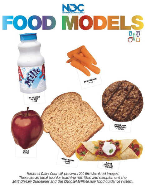 Food Models-Free Download