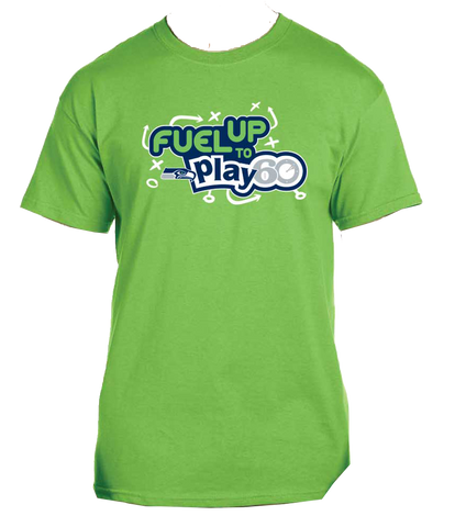 Fuel Up to Play 60 T-shirt: Medium
