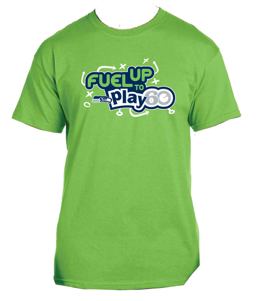 Fuel Up to Play 60 T-Shirt: Large